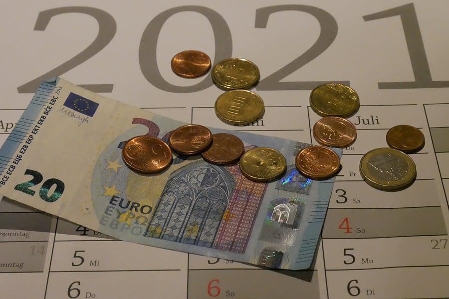 Haushalt 2021