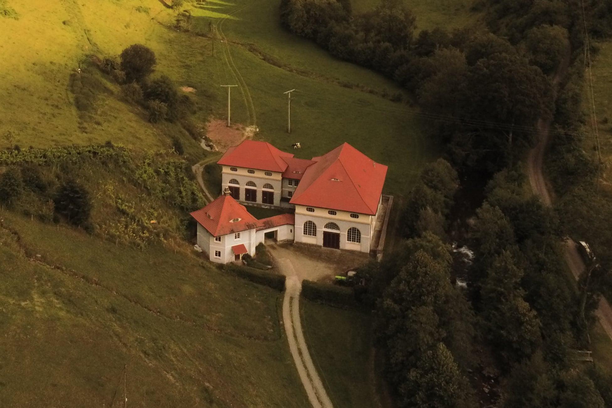 Zweribachkraftwerk Simonswald